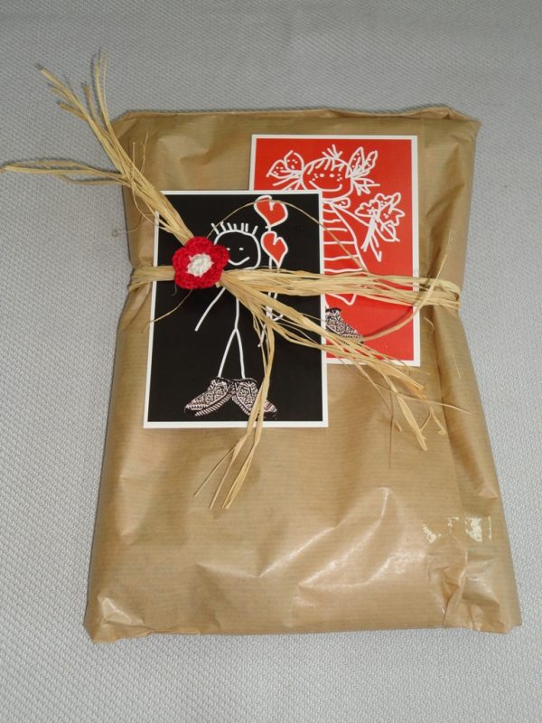 Eco friendly gift wrapping free