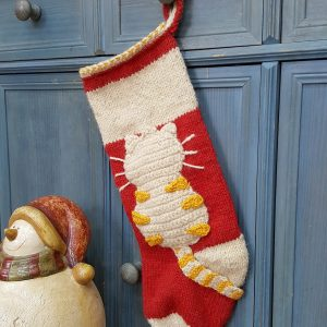 Christmas Stocking for Cats