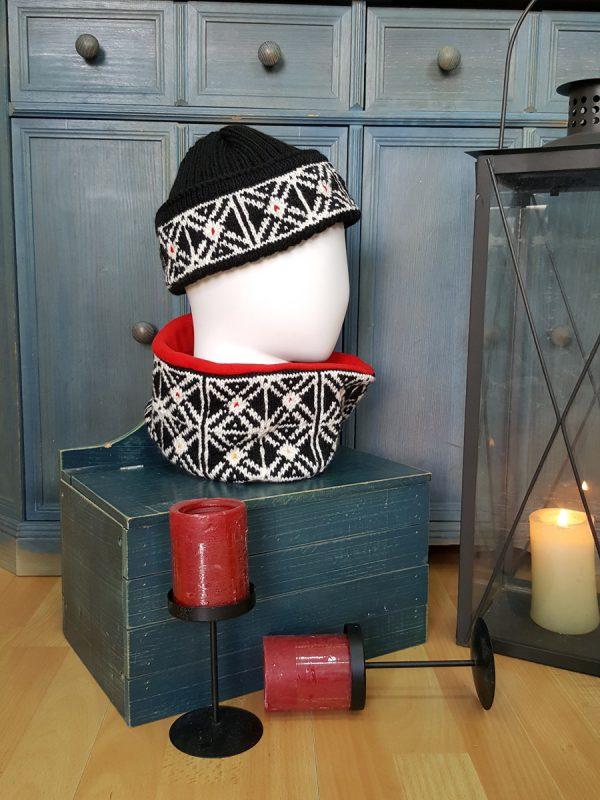 knit winter beanie