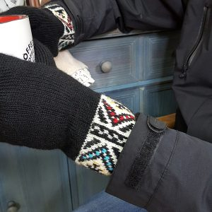 Black Men's Gloves