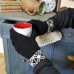 Hand Knit Gloves