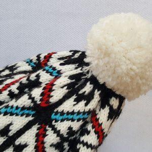 Jacquard Winter Sports Hat