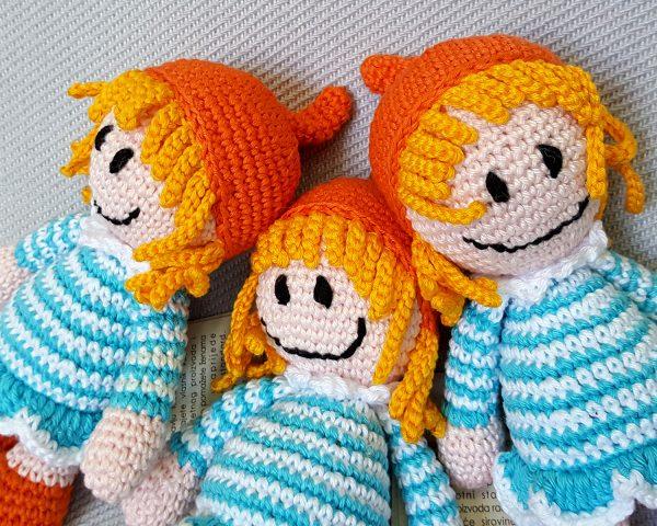 amigurumi dolls for girls
