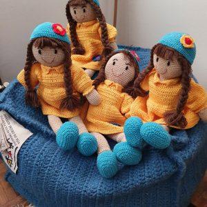 knit doll