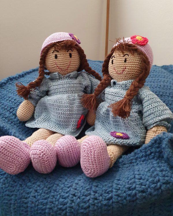 handmade knit toys