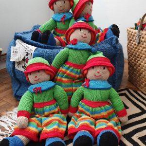 stuffed doll for kids