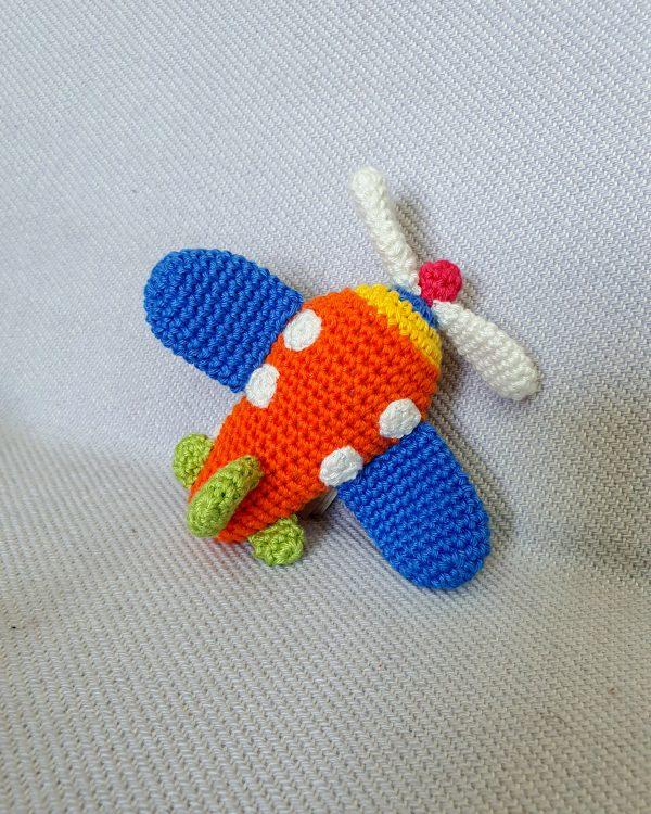 amigurumi soft toy