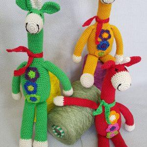 Giraffe Toy