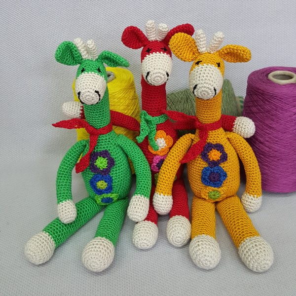 Giraffe Toy For Kids