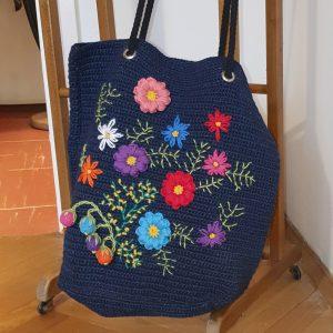 Unique Crochet Bag