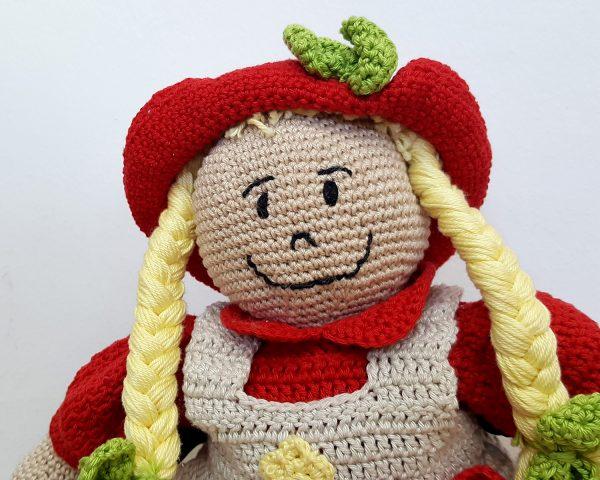 crochet doll for girls