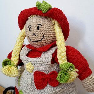 Stuffed dolls for girls