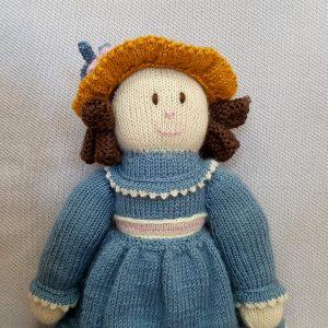 Light Blue Doll