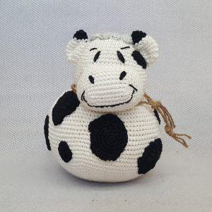 cow toy amigurumi