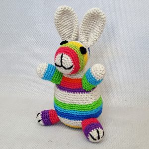 Amigurumi Rabbit Toy