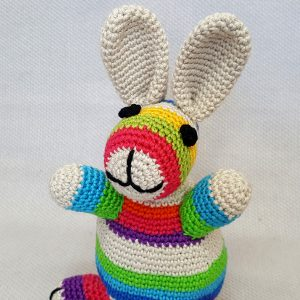 Stuffed Bunny Toy For Children