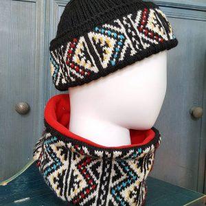 Knit Wool Warm Hat