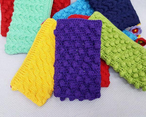 crochet smartphone case