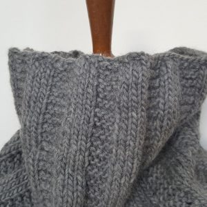 handmade knitted winter accessories