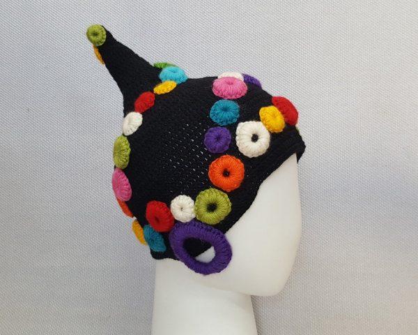 winter crochet hat