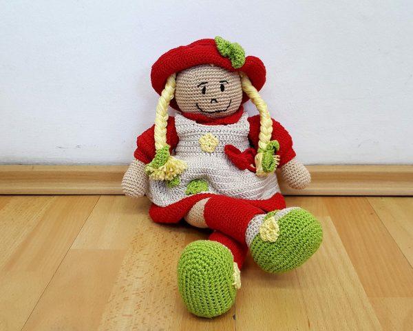 Fair trade soft toy