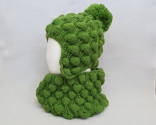 knitted eco friendly winter accessories