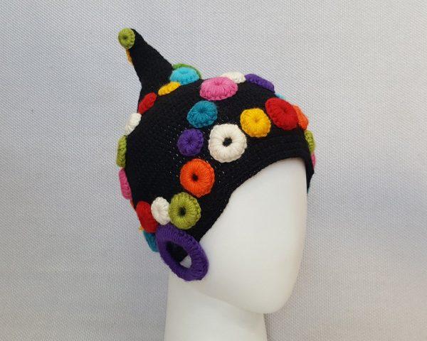 fairtrade crochet hat for women