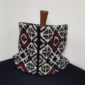 fair trade circle scarf