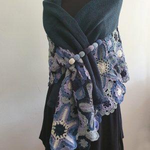 eco friendly wrap shawl