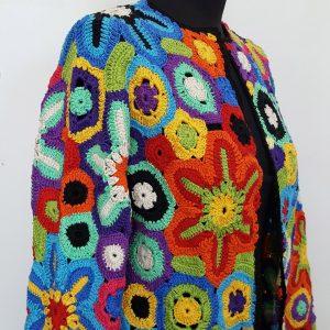Fair-Trade Boho Jacket