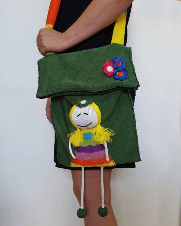 fair trade shoulder bag