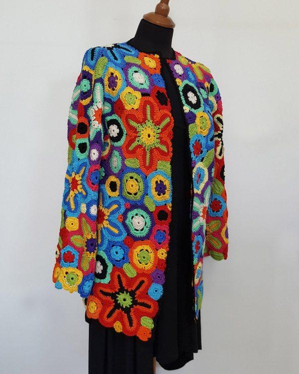 Crochet Spring Jacket