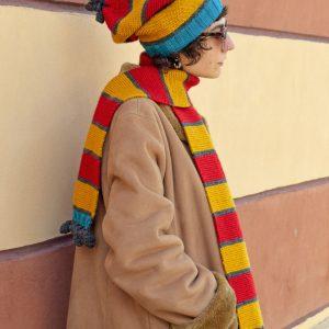 winter knit accessories