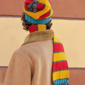 handmade artisanal shawl