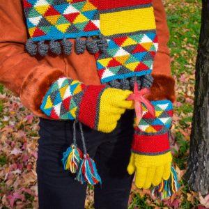 Colorful Winter Accessories