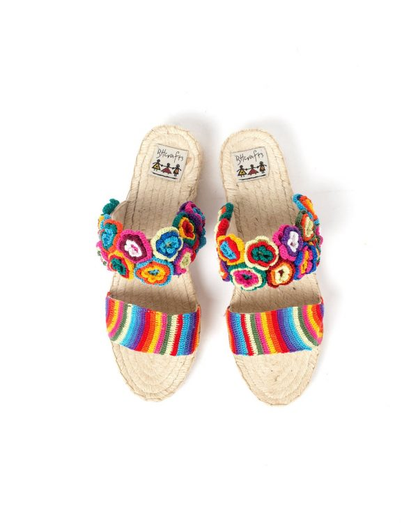 jute sole sandals