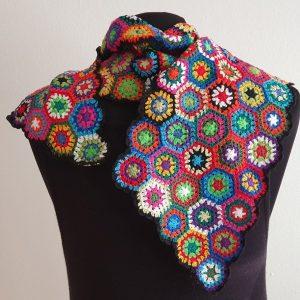 handmade eco friendly scarf